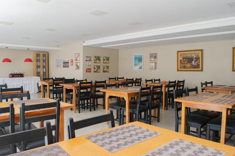 Hotel Econômico - Restaurante